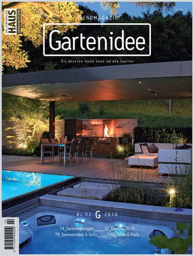 V2com newswire design architecture lifestyle media for Gartenidee magazin