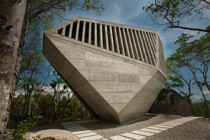 Press kit | 809-05 - Press release | Azure announces the finalists of the second annual AZ Awards - Azure Magazine - Competition - Firm: Bunker Arquitectura<br>Project: Sunset Chapel