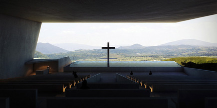 Press kit | 809-05 - Press release | Azure announces the finalists of the second annual AZ Awards - Azure Magazine - Competition - Firm: Sanjay Puri Architects<br>Project: Chapel at Murcia