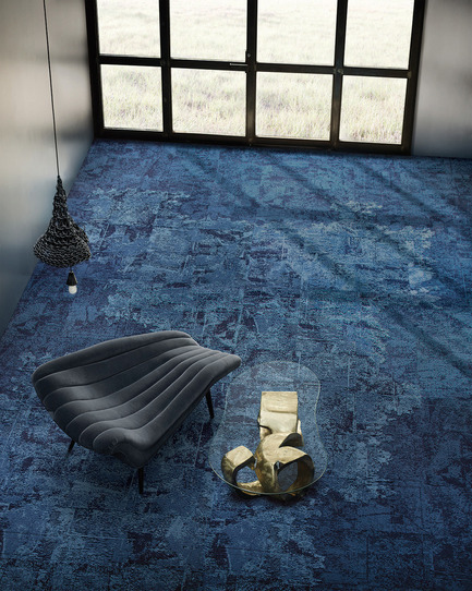 Press kit | 809-11 - Press release | Azure announces the finalists of the fourth annual AZ Awards - Azure Magazine - Competition - Interface, Net Effect carpet tile, by David Oakey