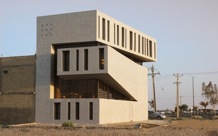 Press kit | 661-23 - Press release | World Architecture Festival Awards 2014 shortlist announced - World Architecture Festival (WAF) - Competition - Abadan Residential Apartment - Farshad Mehdizadeh Architects