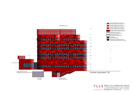 Press kit | 1139-02 - Press release | Blood Center - FAAB Architektura - Institutional Architecture - Photo credit:         © FAAB Architektura