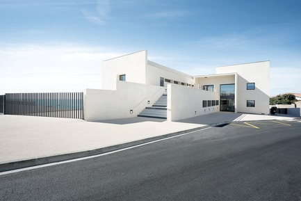 Press kit | 1150-01 - Press release | Lunel and Sète offer two new museums to the Languedoc Roussillon region - C+D Architecture - Institutional Architecture - Maritime Museum in Sète, France - Photo credit: Marie Caroline Lucat