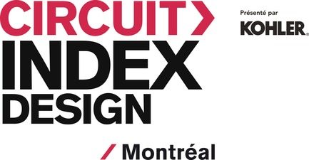 Press kit | 611-15 - Press release | A complete day to celebrate design: 1st edition of Circuit Index-Design Montréal - Index-Design - Event + Exhibition - Logo horizontal