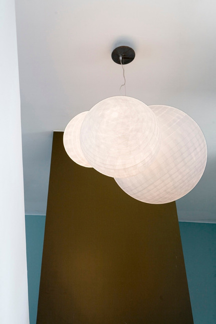Press kit | 1074-03 - Press release | Céline Wright's lightings - Inhoma Design - Product - Photo credit: Frederic Lucano