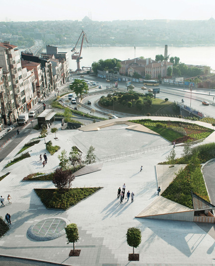 Press kit | 1028-03 - Press release | Announcing the shortlist for the LEAF Awards, 10th October 2014 - LEAF International - Competition -  SANALarc, Sishane Park, Istanbul, Turkey  - Photo credit: Photo courtesy LEAF Awards
