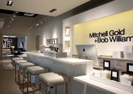 Press kit | 943-04 - Press release | Iconic American home furnishings brand Mitchell Gold + Bob Williams to  celebrate grand opening of their first Signature Store in Montreal - Mitchell Gold + Bob Williams Montreal - Residential Interior Design - Photo credit: Leona Mozes