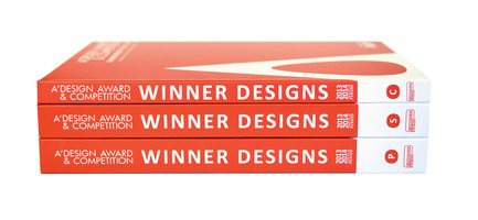 Press kit | 902-03 - Press release | A' Design Award & Competition / International Call for Entries - A' Design Award and Competition - Competition - A' Design Awards - Hardcover yearbook of best designs<br> - Photo credit:  Photo courtesy A' Design Awards