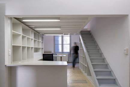 Press kit | 921-06 - Press release | NBJ Architectes Office - NBJ architectes - Institutional Architecture - Photo credit: Paul KOZLOWSKI ©photoarchitecture