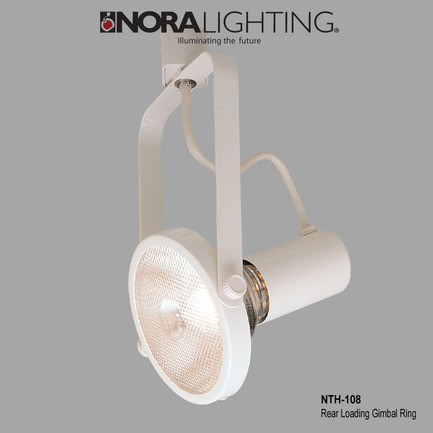 Press kit | 1152-01 - Press release | Lighting up Artopex's new showroom - LumiGroup - Lighting Design - NTH-108<br>PAR38 Rear Loading Gimbal Ring<br><br>Nora Lighting - Photo credit: Nora Lighting