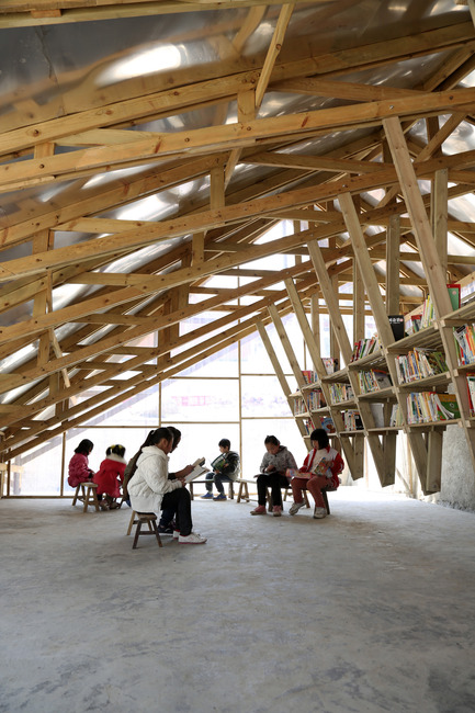 Dossier de presse | 661-26 - Communiqué de presse | 2014 Winners announced Day three - World Architecture Festival (WAF) - Competition - The Pinch, China, designed by Olivier Ottevaere and John Lin / The University of Hong Kong - Crédit photo : Olivier Ottevaere and John Lin / The University of Hong Kong