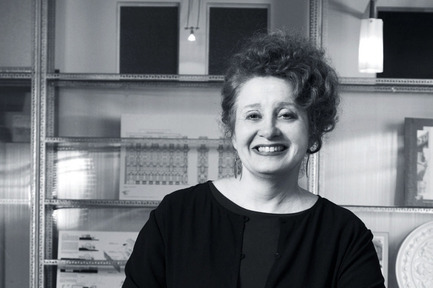 Press kit | 612-09 - Press release | Julia Gersovitz receives the Harley J. McKee Award - Fournier, Gersovitz, Moss, Drolet et associés architectes (FGMDA) - Institutional Architecture - Julia Gersovitz<br> - Photo credit: FGMDA
