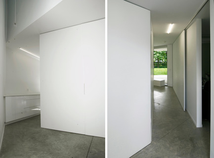 Press kit | 1010-02 - Press release | blanc papier / paperwhite - Jean Verville, architecte - Residential Architecture - Photo credit: Jean Verville architecte