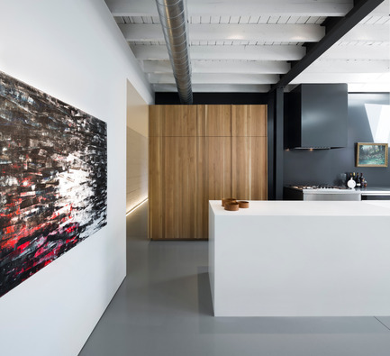 Press kit | 1072-02 - Press release | Le 205 - Atelier Moderno - Residential Interior Design - Photo credit: Stéphane Groleau