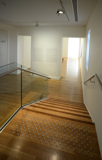 Press kit | 924-02 - Press release | Vincent van Gogh Foundation  Rehabilitation, extension. - Fluor Architecture - Institutional Architecture - Exhibition room - Photo credit:   ©Fluor Architecture