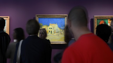 "Press kit | 924-02 - Press release | Vincent van Gogh Foundation  Rehabilitation, extension. - Fluor Architecture - Institutional Architecture - ""The yellow house""_©Van Gogh Museum, Amsterdam (Vincent van Gogh Foundation) - Photo credit: ©Hervé Hôte"