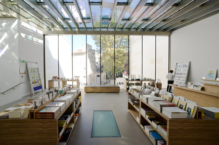 Press kit | 924-02 - Press release | Vincent van Gogh Foundation  Rehabilitation, extension. - Fluor Architecture - Institutional Architecture - Shop - Photo credit: ©Fluor Architecture