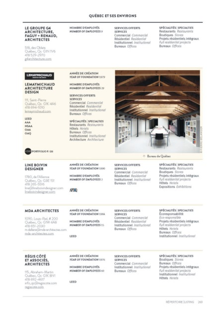 Press kit | 611-11 - Press release | La 5e édition du Guide 300 designers d'intérieur au Québec par Index-Design maintenant en kiosque - Index-Design - Édition - GUIDE 300 DESIGNERS D'INTÉRIEUR AU QUÉBEC PAR INDEX-DESIGN