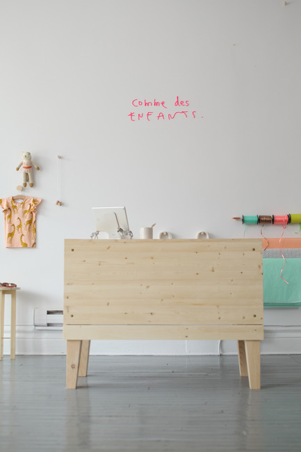 Press kit | 673-10 - Press release | GRANDS PRIX DU DESIGN Award 8th edition. And the winners are... - Agence PID - Event + Exhibition - PRIX SPÉCIAUX<br>Prix petit budget<br><br>Comme des Enfants<br>Objets Mécaniques - Photo credit: Claudine Sauve