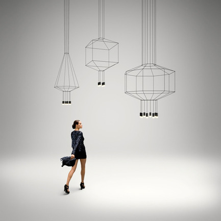 Press kit | 809-15 - Press release | Azure announces the finalists of the fifth annual AZ Awards - Azure Magazine - Competition - Lighting Fixtures: Vibia: Wireflow, by Arik Levy<br> - Photo credit:  AZ Awards 2015