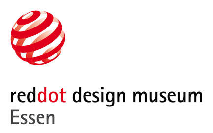 Press kit | 1696-01 - Press release | Red Dot Award celebrates 60 years of design history - Red Dot Award - Event + Exhibition - Logo of the Red Dot Design Museum Essen.<br> - Photo credit: Red Dot<br>