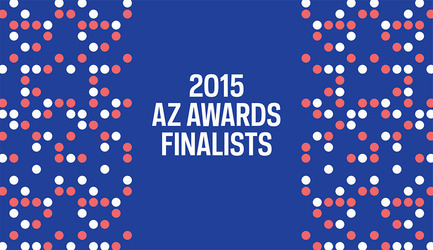 Press kit | 809-15 - Press release | Azure announces the finalists of the fifth annual AZ Awards - Azure Magazine - Competition - Photo credit: AZ Awards 2015<br>