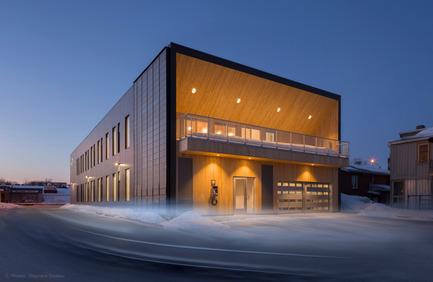 Press Kit | 1695 01   Press Release | New STGM Architects Head Office
