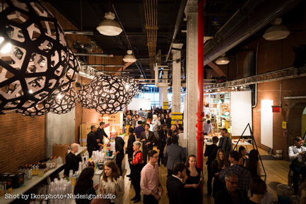 Press kit | 1602-02 - Press release | WantedDesign announces 2015 programming for Manhattan and Brooklyn - WantedDesign - Event + Exhibition - WantedDesign Manhattan Opening Celebration - Photo credit: Ikon Photo and Nudesignstudio