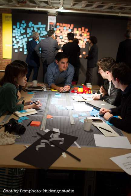 Press kit | 1602-02 - Press release | WantedDesign announces 2015 programming for Manhattan and Brooklyn - WantedDesign - Event + Exhibition - Design Schools Workshop - Photo credit: Ikon Photo and Nudesignstudio