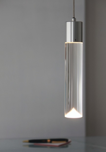 Press kit | 1615-01 - Press release | Canadian Lighting Company Archilume Unveils New LED Chandeliers at  ICFF, May 16-19, 2015 - Archilume - Lighting Design - Archlume P1 Light<br> - Photo credit: Archilume