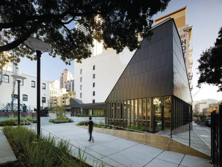 Press kit | 1187-03 - Press release | Announcing AIA San Francisco 2015 Design Awards winners - American Institute of Architects, San Francisco Chapter (AIA SF) - Competition - Boeddeker Park  by WRNS Stusio - Photo credit: Matthew Millman Photography
