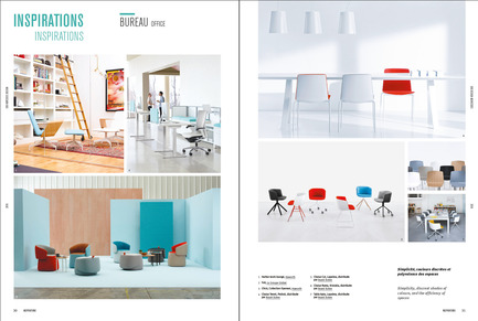 Press kit | 611-20 - Press release | Index-design launches the 8th edition of theGuide - 300 Adresses design pour aménager et rénover - Index-Design - Edition - Office section - Photo credit: Index-Design