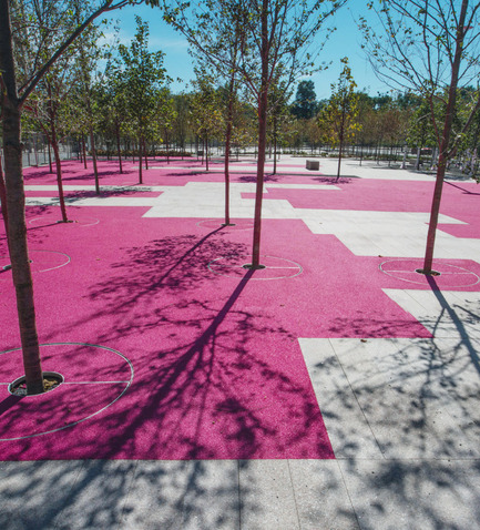 Press kit | 809-13 - Press release | Azure announces the winners of the fifth annual AZ Awards - Azure Magazine - Competition - Landscape Architecture: GH3: June Callwood Park, Toronto, Canada - Photo credit: n/a