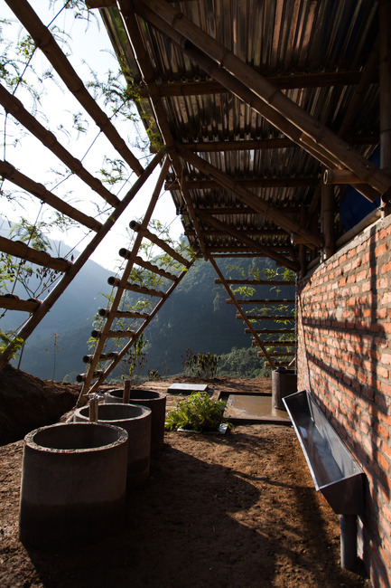 Press kit | 809-13 - Press release | Azure announces the winners of the fifth annual AZ Awards - Azure Magazine - Competition - Social Good Award: H&P Architects: Toigetation, Cao Bang, Vietnam<br> - Photo credit: n/a