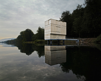 Press kit | 1817-01 - Press release | Announcing the winners of the best architects 16 Award - best architects Award - Competition - Gold winner:       Architekten   ETH BSA SIA AG  Andreas Fuhrimann  Gabrielle Hächler  / Carlo Fumarola / Gilbert Isermann    <br>Project:       Zielturm   Rotsee    <br> - Photo credit:       Valentin   Jeck