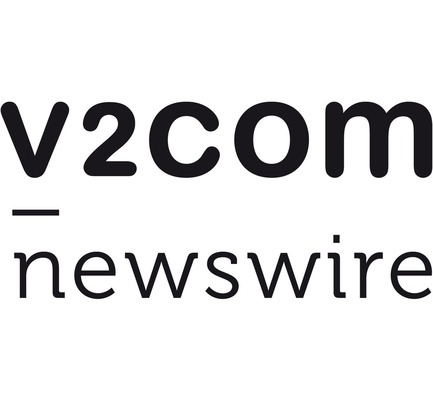 Press kit | 1402-02 - Press release | At the heart of v2com's values: Emotion, beyond the tangible - v2com newswire - Event + Exhibition - v2com newswire's logo  - Photo credit: v2com newswire