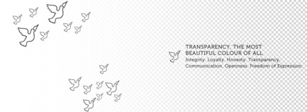 Press kit | 1402-03 - Press release | Transparency, the most beautiful colour of all - v2com newswire - Event + Exhibition - Branding for the Value #3: Transparency, the most beautiful colour of all - Photo credit: v2com newswire