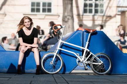 Press kit | 1833-01 - Press release | The first urban compact bike - VELLO bike - Industrial Design - VELLO Speedster - Photo credit: Leonardo Ramirez Castillo