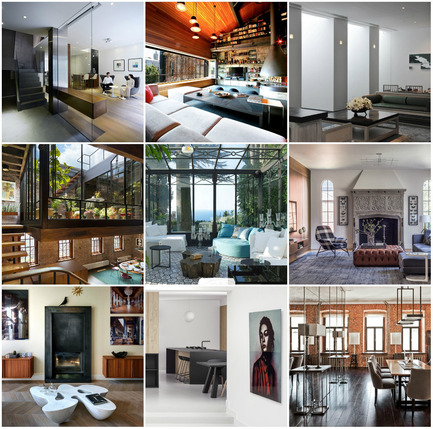 Press kit | 1124-06 - Press release | Shortlist announced for the World Interiors News Awards 2015 - World Interiors News - Commercial Interior Design - World Interiors News Awards 2015 <br>Residential Interiors Category Shortlist<br><br>Top row, left to right: <br>   Hangzhou Guangyu D3 Mock up Rooms by    LYCS Architecture<br>   Karakoy Loft by Ofist<br>   Liangjian Guo's Flat by    Beijing   Newsdays Architectural Design Co., Ltd .<br><br>Middle row, left to right: <br>   Tribeca Loft by    Andrew   Franz Architect, PLLC<br>   The Dolce Vita in Blue by    Interior Design   Philosophy<br>   Newton Tudor Residence by Hacin + Associates<br><br>Bottom row, left to right: <br>   Rublevka Family Residence by    Oleg Klodt   Architecture & Design<br>   home 11 by    i29 interior   architects<br>   Pokrovka Street Apartment by    Oleg Klodt   Architecture & Design<br> - Photo credit: Various