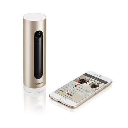 Press kit | 902-04 - Press release | Call for entries to the International A' Design Award & Competition 2016 - A' Design Award and Competition - Competition - Netatmo Welcome Indoor Home Security Camera byAlexandre Moronnoz - Photo credit: Masaki Okumura, Packshots Welcome, 2014.<br>Hybrid Prod and Nicolas Demeersman, Video Welcome, 2014.