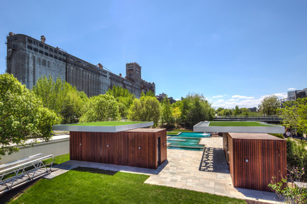 Press kit | 880-07 - Press release | Bota Bota Gardens - MU Architecture - Commercial Architecture - Photo credit: Fany Ducharme