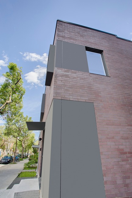 Press kit | 880-08 - Press release | Waverly Residence - MU Architecture - Residential Architecture - Photo credit: Julien Perron-Gagné