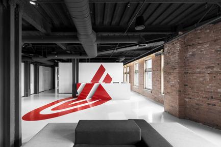 V2com newswire design architecture lifestyle press kit six