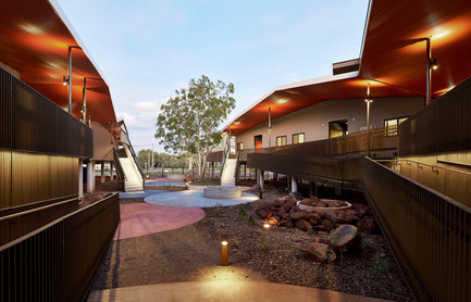 Press kit | 661-30 - Press release | World Architecture Festival 2015 – Day Two Winners Announced - World Architecture Festival (WAF) - Competition - Walumba Elders Centre, Australia, by Iredale Pedersen Hook, winner of the Health project of the year category - Photo credit: Iredale Pedersen Hook