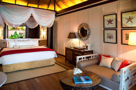Press kit | 865-15 - Press release | Lemay acquiert le réputé cabinet de design Andres Escobar & Associés - Lemay - Design d'intérieur résidentiel -  The H Resort, Seychelles - Andres Escobar & Associés  - Photo credit: The H Resort Beau Vallon