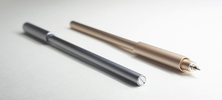 Press kit | 1127-09 - Press release | Pen Uno: The Most Minimal Pen - ENSSO - Industrial Design - Pen Uno - Photo credit: ENSSO