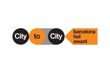Press kit | 1830-03 - Press release | City to City Barcelona FAD Award 2016: learning initiatives in the city - FAD - Fostering Arts and Design - Competition - City to City Barcelona FAD Award Logo - Photo credit: FAD - Fostering Arts and Design<br>