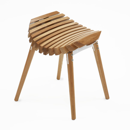 Press kit | 902-05 - Press release | World Design Rankings - A' Design Award and Competition - Event + Exhibition - Ane Stool by Troy Backhouse - Photo credit: Troy Backhouse