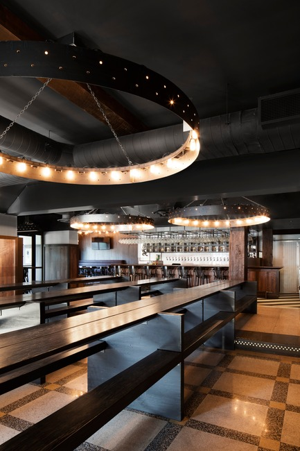 Press kit | 1081-03 - Press release | Das Bier - Humà design + architecture - Commercial Interior Design - Photo credit: Adrien Williams