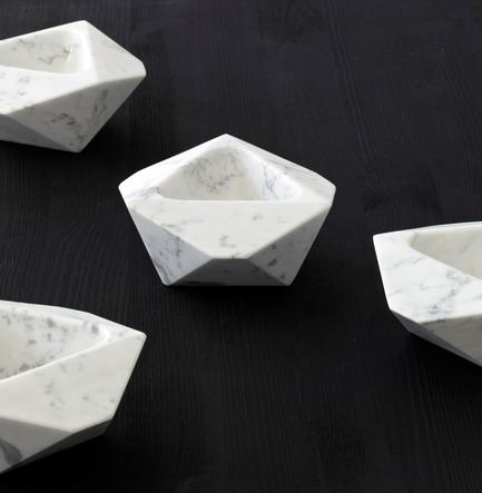 Press kit | 1604-04 - Press release | Design Days Dubai Announces 2016 Edition - Design Days Dubai - Event + Exhibition - CampDesignGallery Adaptations Ashtrays by Veronica Todisco - Photo credit:  Jeremias Morandell